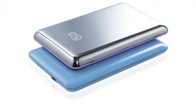 "Внешний жесткий диск 2,5"" 160Gb 3Q 3QHDD-U235-HL160"